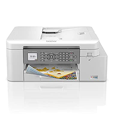 Brother MFC-J4335DW INKvestment Tank All-in-One Printer with Duplex and Wireless Printing Plus Up to 1-Year of Ink in…