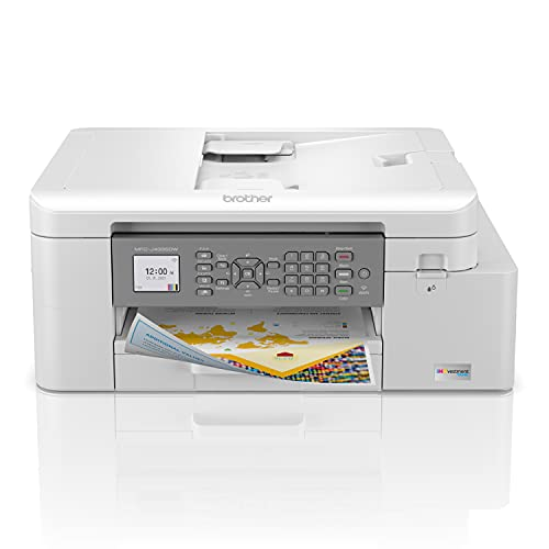 Brother MFC-J4335DW INKvestment Tank All-in-One Printer with Duplex and Wireless Printing Plus Up to 1-Year of Ink in-Box