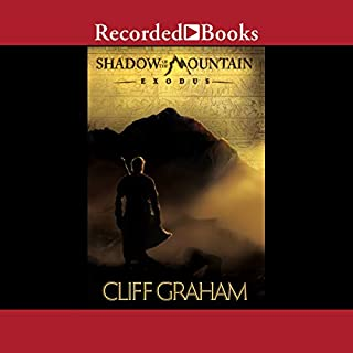 Shadow of the Mountain: Exodus audiobook cover art