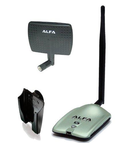 The Alfa AWUSO Wi-Fi Adapter