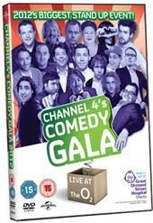 Channel 4's Comedy Gala 2012 [DVD], DVD | 5050582913583 | Acceptable