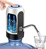Alta calidad!!! Dispensador de Agua Sistema de Bomba, Bomba de Agua de Carga USB, extraíble, Apto para Usar en Agua embotellada, dispensador de Agua para garrafas, Incluye adaptador para botellas.