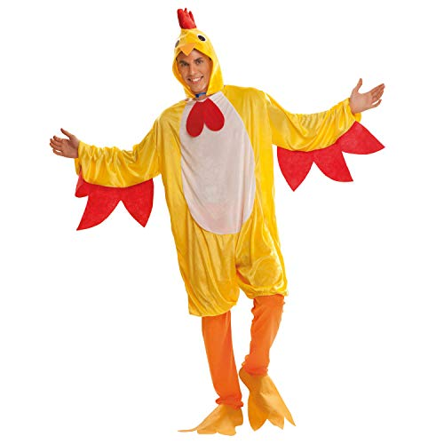 My Other Me Disfraz de Gallo, talla M-L (Viving Costumes MOM01334)