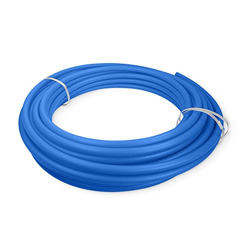 Supply Giant QGX-C34300 PEX Tubing for Potable Water, Non-Barrier Pipe 3/4 in. x 300 Feet, Blue, 3/4 Inch