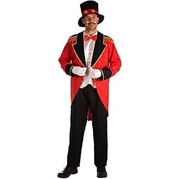 El Rey del Carnaval Disfraz de Presentador de Circo para Hombre ...
