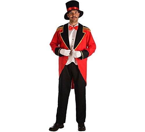El Rey del Carnaval Disfraz de Presentador de Circo para Hombre