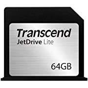 Transcend JetDrive Lite 130 Storage Expansion Card for 13-Inch Macbook Air