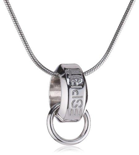 Esprit Damen-Collier Charms 925 Silber 42cm 4398270