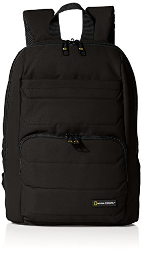 Mochila hombre National Geographic (NEGRO)