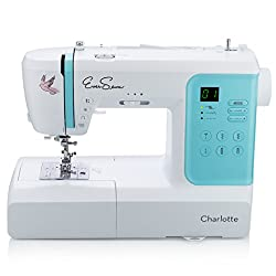 EverSewn Charlotte 80-Stitch Computerized, Professional Quilting Machine
