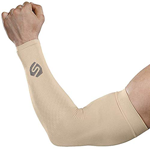 SHINYMOD UV-Schutz Armlinge 2018 Neueste verbesserte Version 1 Paar / 3 Paar Sonnenschutz Arm Kompression Tattoo Cover Armstulpen Frauen Männer für alle Outdoor-Aktivitäten Hautschutz
