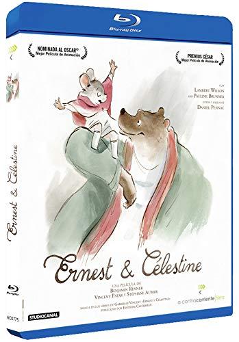 Ernest et Célestine - BD [Blu-ray]