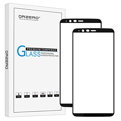 oneplus 5t tempered glass screen protector