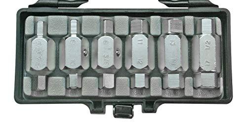 BGS 1015 | Öldienstschlüssel-Satz | 6-tlg.