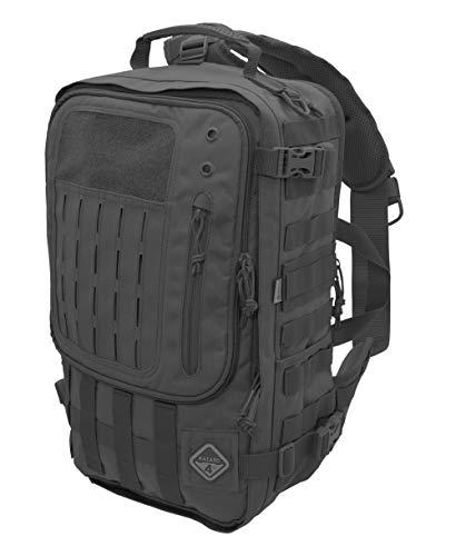 Hazard 4 Rucksack Switchback Sling Pack, Schwarz, 45 x 27 x 16 cm, 19.4 Liter, BKP-SWTC-BLK
