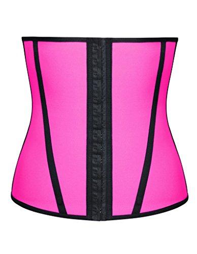 Esbelt ES062 Women's Pink Firm/Medium Control Slimming Shaping Waist Cincher XSml