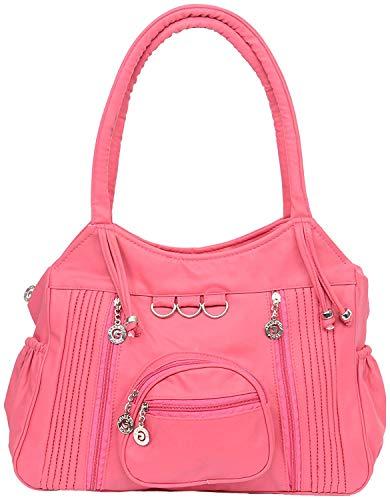 Gracetop Women's Handbag (LP-PINK_Pink)