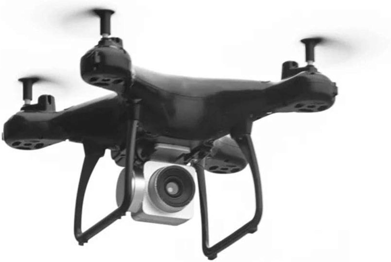 suministro de productos de calidad ASQXYFCT Larga Duración de la la la Batería Aviones No Tripulados de Control Remoto Aviones WiFi Antena Aérea de Cuatro Ejes,Negro,WRJ  muchas concesiones