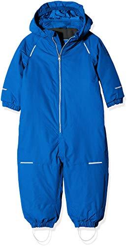 NAME IT Baby-Jungen NMMSNOW03 Suit FO Schneeanzug, Blau (Lapis Blue Lapis Blue), 80