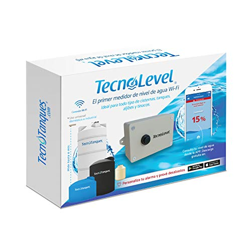 Medidor de agua Wifi Tecnolevel