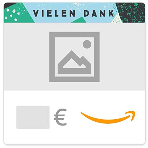 Digitaler Amazon.de Gutschein mit eigenem Foto (Vielen Dank Kacheln)