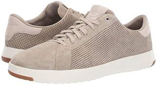 [コールハーン] メンズ 男性用 シューズ 靴 スニーカー 運動靴 GrandPro Tennis Sneaker - Hawthorn Suede Perf/Pumice Stone [並行輸入品]