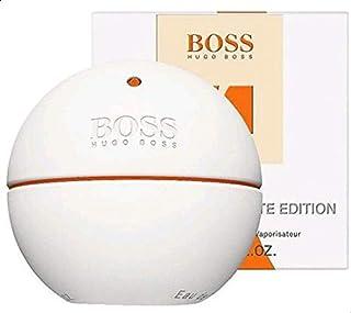 Hugo Boss In Motion Orange White Edition for Men Eau de Toilette 90ml
