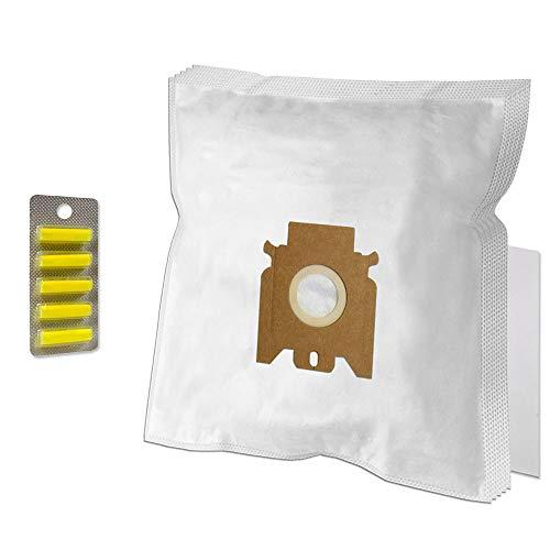 Set - Ambientadores + Filtro + 5 Bolsas de aspiradora para Miele PARQUET - S4211