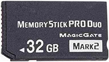 MS 32GB Memory Stick Pro Duo Card Storage for Sony PSP...