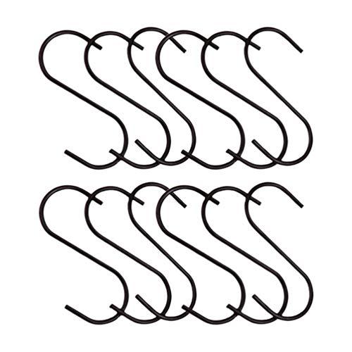 Kitchen Craft pack de six petits en acier inoxydable crochets kchooksss