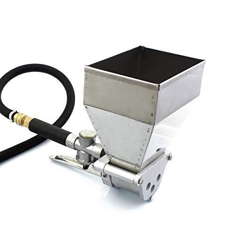STIK SM01 SET Projecteur pneumatique d'enduit machine enduit pistolet guniteuse plâtrage