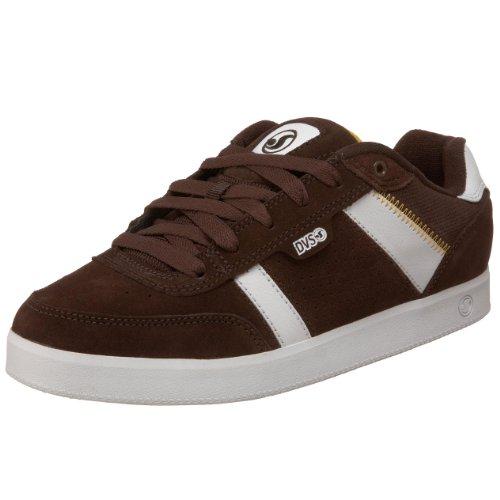 DVS Shoes SCoen SM Zapatillas de Deporte de Ante para Hombre, Color marrón, Talla 42