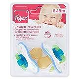 Tigex 80603360 Succhietti Reversible, Colori assortiti, Confezione da 2 pezzi
