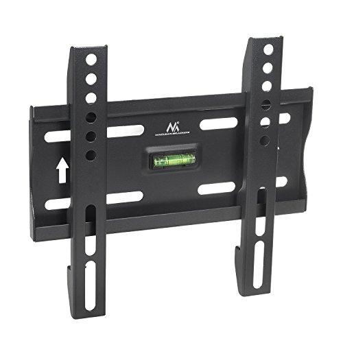 """Maclean MC-777 Soporte de pared para TV televisor VESA 75x75, 100x100, 200x200, peso soportado 35 kg, 13""""- 42"""" negro"""