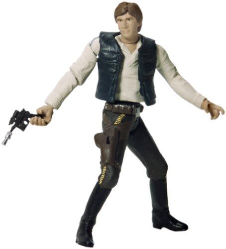 Hasbro Star Wars Saga Collection 2002-2004 Han Solo Endor Raid