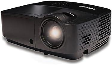 InFocus Corporation IN116x WXGA DLP Projector, HDMI, 3200 Lumens, 15000:1 Contrast Ratio, 3D