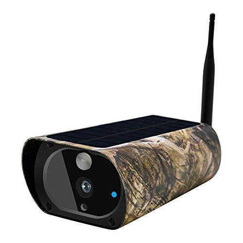 WIFI太陽狩猟カメラMMSアラート15メートルナイトビジョン防水トレイルカメラ写真トラップ1080P HDビデオ録画PIR検出,32Gメモリーカード