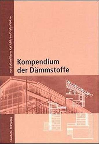 Kompendium der Dämmstoffe.