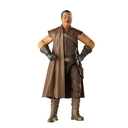 Star Wars The Black Series - Greef Karga, Personaggio da Collezione da 15 cm, Ispirato alla Serie The Mandalorian, Action Figure da 15 cm
