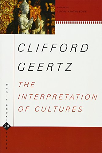 The Interpretation Of Cultures (Basic Books Classics)の詳細を見る