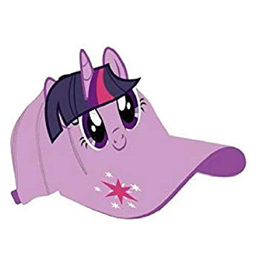 Cerdá- Premium El pequeño Pony My Little Gorra de Tenis, Color morado...