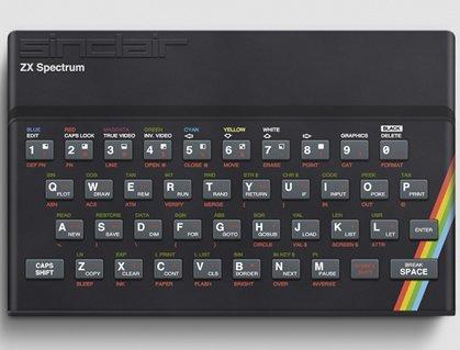 ZX SpectrumHigh Quality Photo Mouse Mat