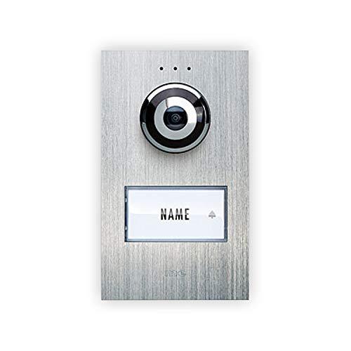 m-e modern-electronics VDV 610 compact Video-Türsprechanlage Kabelgebunden Außeneinheit 1 Familien