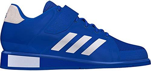 adidas Power Perfect III, Chaussures de Fitness garçon, Bleu (Reauni/FTW Bla/Reauni 000), 38 EU