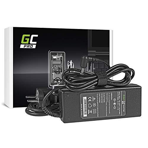 GC PRO Laptop Netzteil 19.5V 4.7A 90W kompatibel mit Sony Vaio VGP-AC19V33 VGP-AC19V35 VGP-AC19V37 VGP-AC19V41 VGP-AC19V42 Ladegerät inkl. Stromkabel, Steckertyp: rund mit Stift (6,5-4,4 mm)
