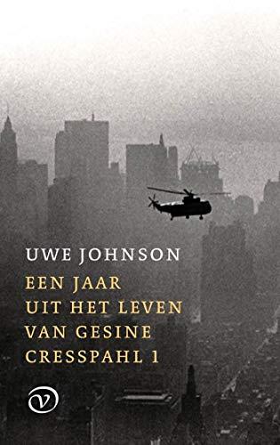 Een jaar uit het leven van Gesine Cresspahl (Dutch Edition)