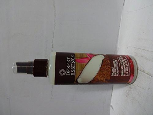 Desert Essence - Soin anti-frisottis et thermoprotecteur à la Noix de coco - 237mL