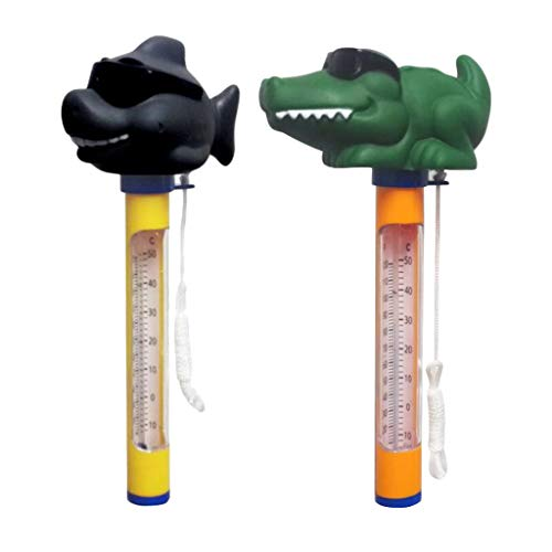 Termometri per piscine  e vasche idromassaggio