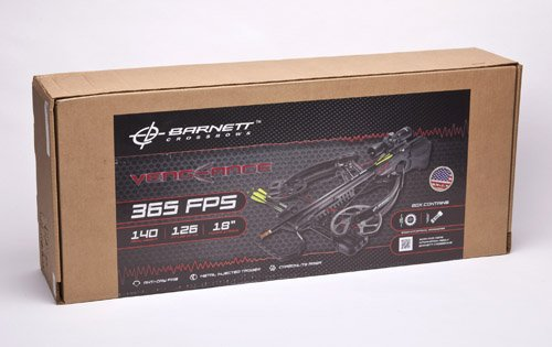 Barnett Vengeance Crossbow with 3x32mm Scope Package,...
