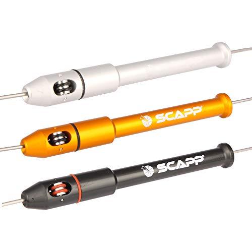 SCAPP TIG-PEN II - WIG/TIG-Schweißdrahthalter Finger-Schweißdrahtzuführer (Schwarz)